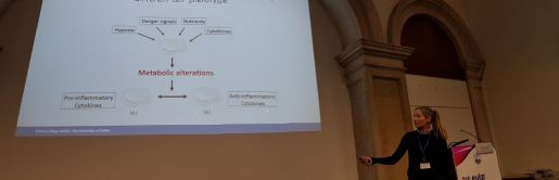 mmunometabolism - a key mechanism involved in joint inflammation by Prof Ursula Fearon