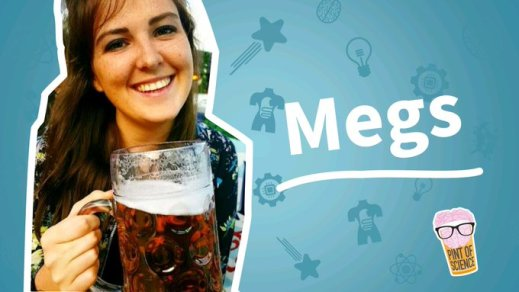 Megan Pint of Science